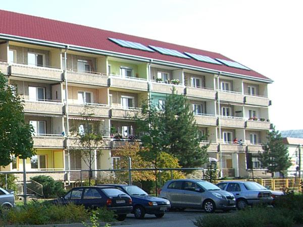 Solaranlagen im Wohngebiet Am Kellerberg